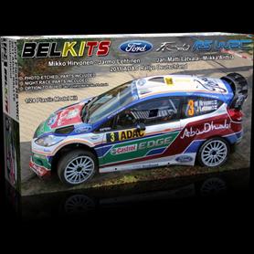FORD FIESTA RS WRC (MIKKO HIRVONEN / JARI)