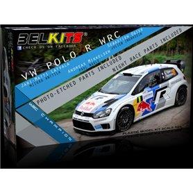 VOLKSWAGEN POLO R WRC (JARI / SEBASTIEN / ANDREAS)