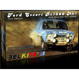 FORD ESCORT RS1600 MKI (TIMO MÄKINEN)