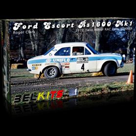 FORD ESCORT RS1600 MKI (ROGER CLARK)