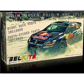 VOLKSWAGEN POLO R WRC 2015 (JARI-SEBASTIEN)