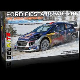 FORD FIESTA WRC 2017 (Sébastien Ogier / Julien Ingrassia)