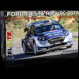 FORD FIESTA WRC 2017 (Ott Tänak / Martin Järveoja)