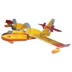 Avión Planeador CANADAIR con lanzador