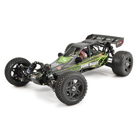 Coche rc buggy 1/12 Surge brushed 4wd RTR verde FTX