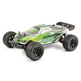 Coche rc truggy 1/12 Surge Brushed 4wd RTR Verde FTX