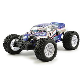 Coche rc monster truck 1/10 Bugsta Brushed RTR 4wd FTX