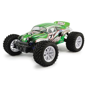 Coche rc monster truck 1/10 Bugsta Brushless RTR 4wd FTX