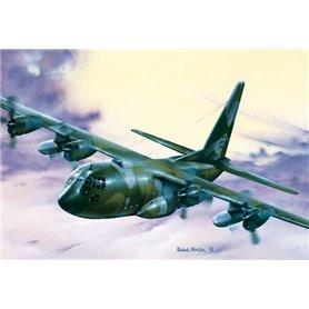 Aircraft 1/72 C-130 H/C Hercules 1/72 - ITALERI