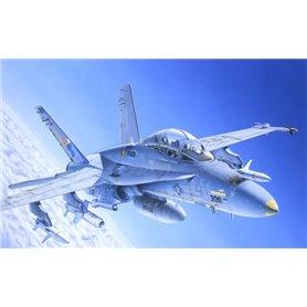 Aircraft 1/72 'F/A-18C/D WILD WEASEL - ITALERI