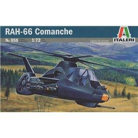 Helicoptero militar 1/72 'RAH-66 comanche - ITALERI