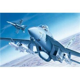 Aircraft 1/72 'F/A-18E  Super Hornet - ITALERI