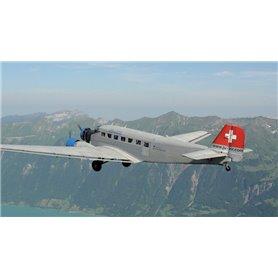"""Aircraft 1/72 JUNKERS JU-52 3/m """"TANTE JU"""" - ITALERI"""