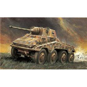 Tanque 1/35 'Sd.Kfz. 234/2 PUMA - ITALERI