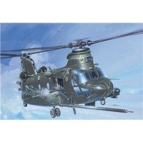 Helicoptero militar 1/72 'MH-47 E SOA CHINOOK TM - ITALERI