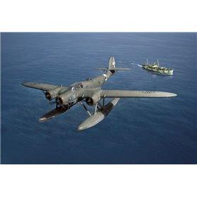 Aircraft 1/72 CANT.Z 506B Airone  (Historic Upgrade) - ITALERI