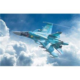 Aircraft 1/72 Sukhoi SU-34/SU-32 FN