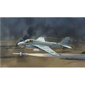 "Aircraft 1/72 A-6E Tram intruder ""Gulf war"" - ITALERI"
