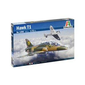 Maqueta Avión Italeri HAWK T1 MK 1/72