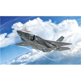 Aircraft 1/72 F-35A Lightning II - ITALERI