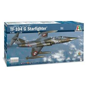 Maqueta Avión Italeri TF-104G STARFIGHTER 1/32