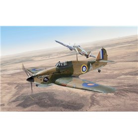 Aircraft 1/48 Hurricane Mk.I TROP - ITALERI