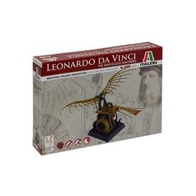 Ornitóptero, Máquina Voladora Leonardo Da Vinci Italeri