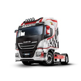 "TRUCK 1/24 Iveco Hi-Way E5 ""Abarth"""