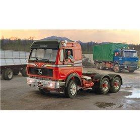 Camion 1/24 Mercedes BENZ 2238 6x4 - ITALERI
