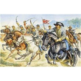 HISTORICS 1/72 CONFEDERATE CAVALRY 1863