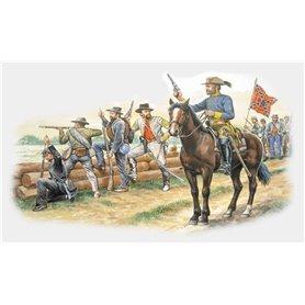 HISTORICS 1/72 CONFEDERATE TROOPS