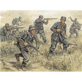 SOLDIERS 1/72 GERMAN INFANTRY