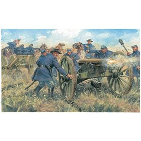 HISTORICS 1/72 'UNION ARTILLERY (AMERICAN CIVIL WAR)