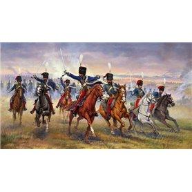 HISTORICS 1/72 British 11th Hussars (Crimean war)