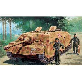 Tanque 1/35 Sd.Kfz.162 Jagdpanzer IV Ausf.F L/48 late - ITALERI