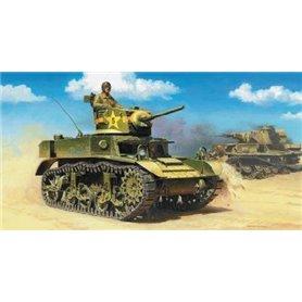 Tanque 1/35 M3A1 - ITALERI