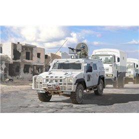 Camion militar LMV Lince Naciones Unidas 1/35 - ITALERI