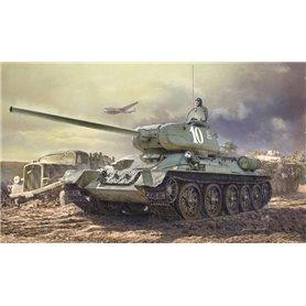 Tanque 1/35 T34/85 Zavod 183 Mod. 1944