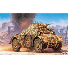 Tanque 1/48 autoblinda AB43 - ITALERI