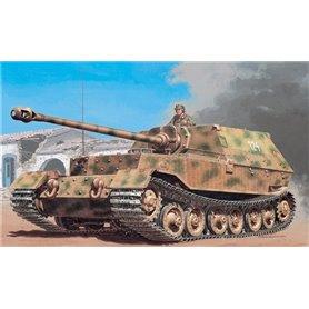 Tanque 1/72 Sd Kfz 184 Panzerjager Elefant - ITALERI