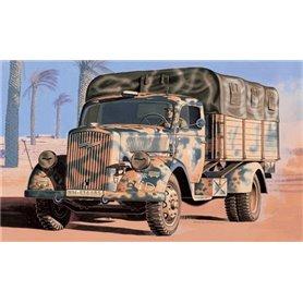 Camion militar 1/72 'Kfz. 305 Opel Blitz - ITALERI