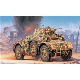 Tanque 1/72 Autoblindada AB 43 -ITALERI