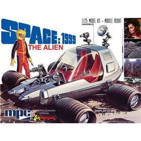1/25 Espacio 1999: The Alien (Luna Rover)