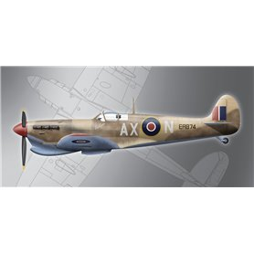 Supermarine Spitfire VB/C 1:72