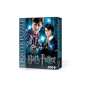 Poster Puzzle Harry Potter - 500 piezas