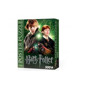 Poster Puzzle Harry Potter - Ron Weasley - 500 piezas
