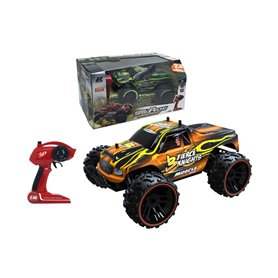Coche rc monster truck 1/16 speed racing
