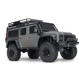 Coche rc Land Rover Defender TRX-4 Traxxas
