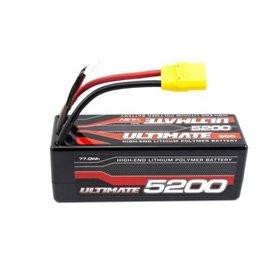 BATERIA LIPO 14.8V 5200MAH 60C HARDCASE ULTIMATE