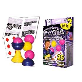 Kit 25 Trucos de Magia Sensacional de Bolsillo N2
